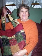 Joans bag