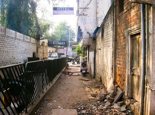 Zona de hoteles en Bhopal