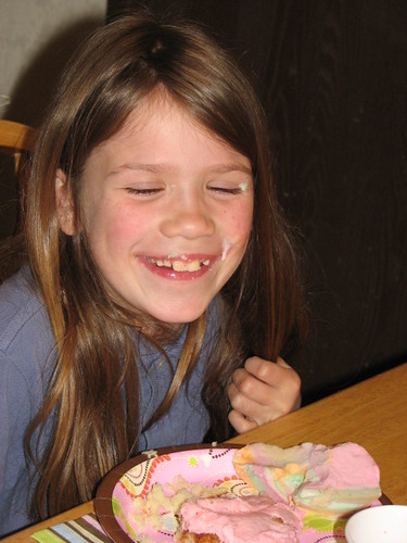 Cake Face!