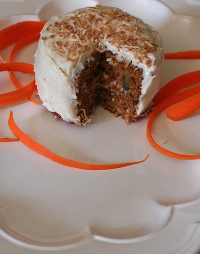 Mini-Carrot Cake