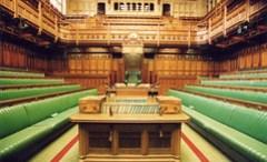 House of Commons Chamber, Speaker's Table