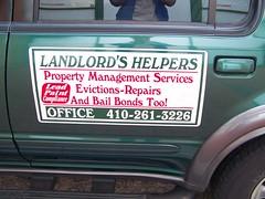 LANDLORD'S HELPERS