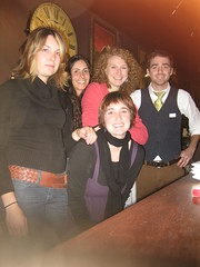 LUSHES...Erin, Rachel, Kelly, Jane, and Lance