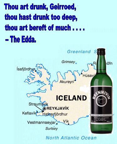 Meltdown in Iceland