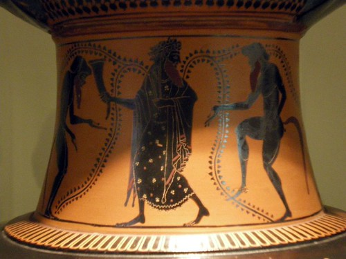 Dionysus and Satyrs