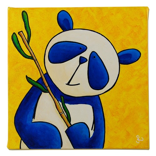 panda days - straight on