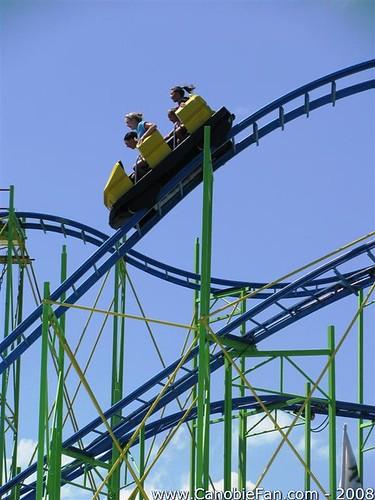 Wildcat at Jolly Roger Amusement Park in Ocean City, Maryland. Photo © www.CanobieFan.com via flickr