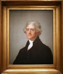 Thomas Jefferson (The Edgehill Portrait), Thir...