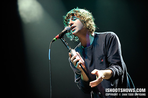The Kooks @ the Pageant -- 2008.10.07