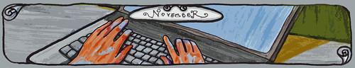 November Blog Header