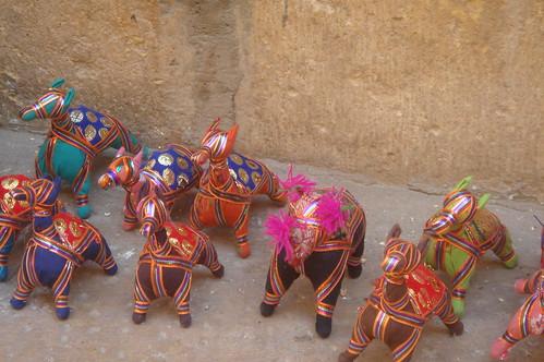 Patwa Haveli Museum 1-9當地手工藝品