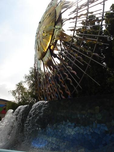 Sun Fountain