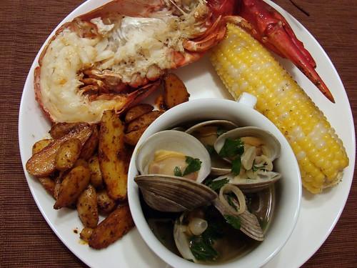 Dinner:  August 9, 2008