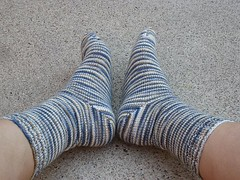 Cookie-Margene socks