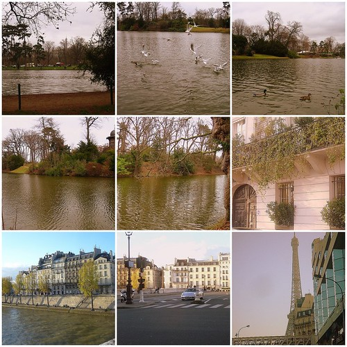 Colori d'autunno a Parigi