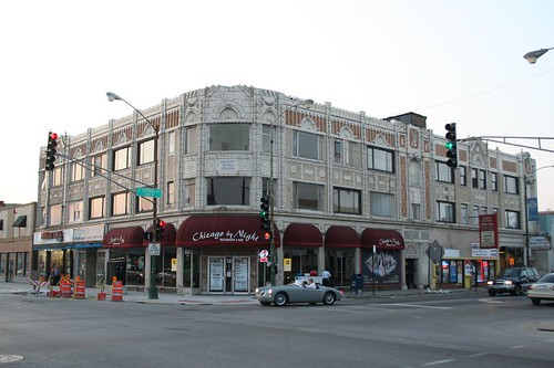 Belmont Central Building