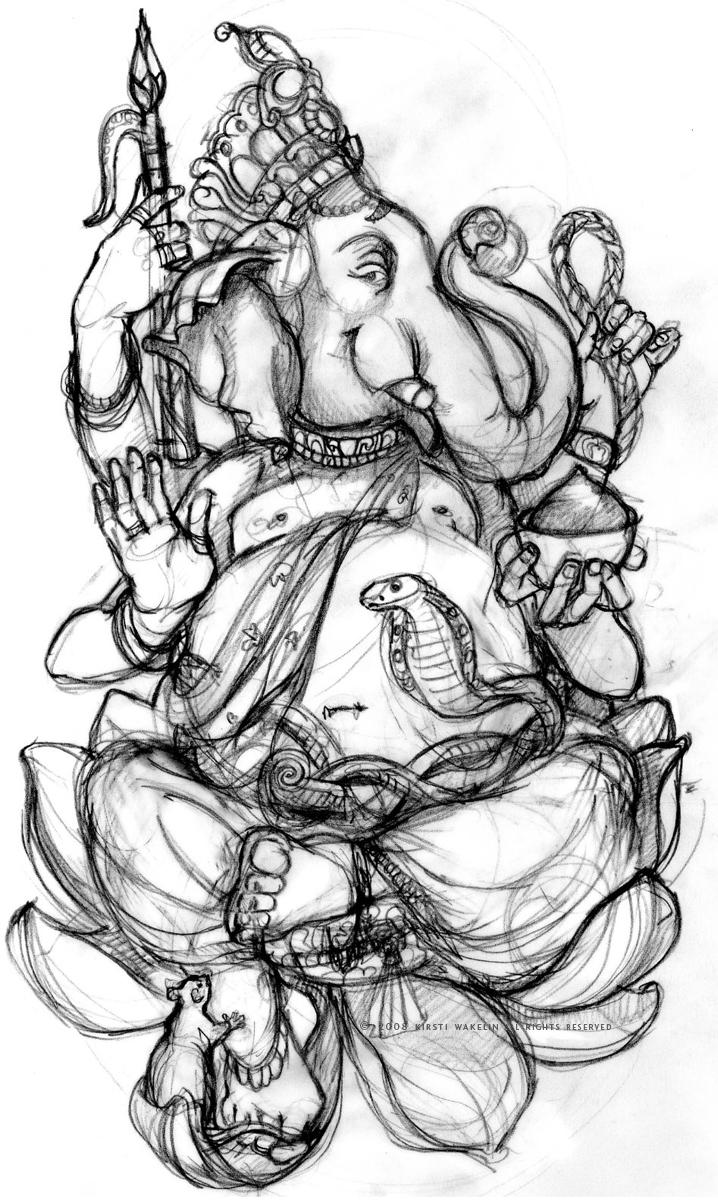 WIP~Ganesha