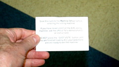 The critical card