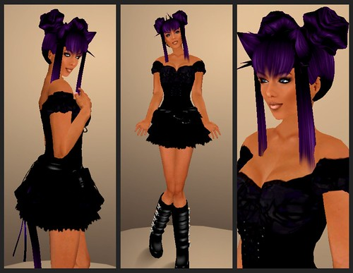 Dress Me Up Challenge - Achariya's Suggestion