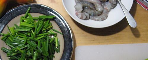 Shrimp prep