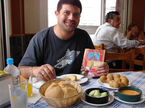 Comida Canaria