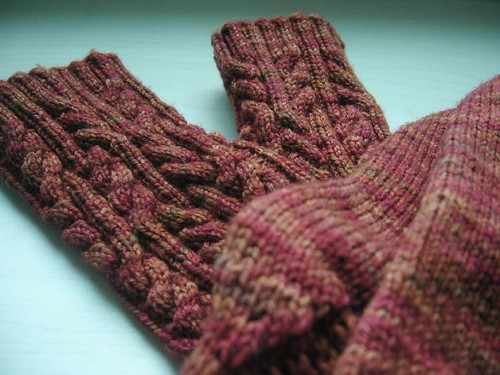 Rattlesnake Creek Socks