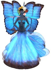 Wandless Blue Fairy {Fron}