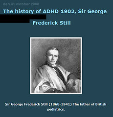 George Still ADHD & the undermining of free will by ADHD CENTER