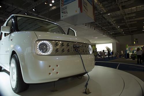 Nissan Concept EV