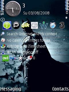 Batman Theme Image