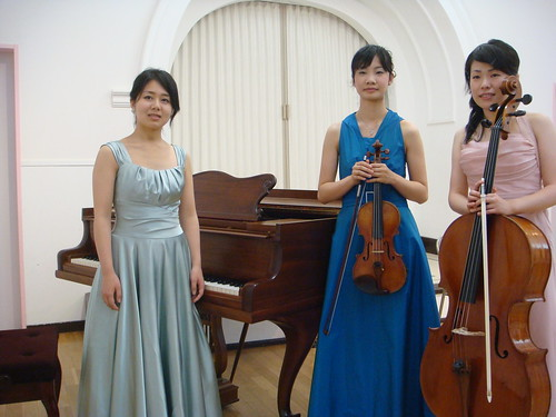 Trio de paulownia by you.