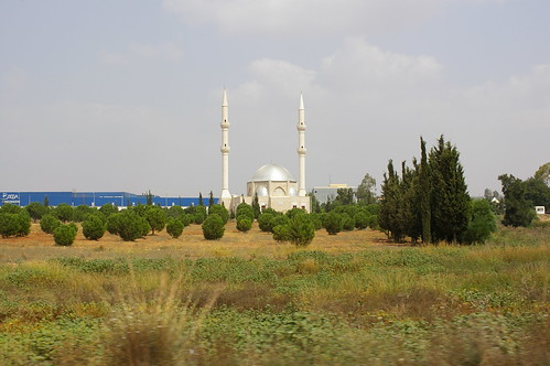 first mosque seen in Tukey. First of many by you.
