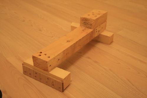 Laminate flooring tool