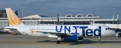 United Repainting Ted Planes