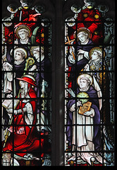 Dominican saints window