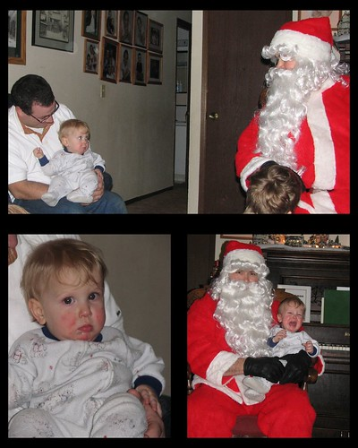 James 1st Santa Collage