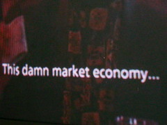 This damn market economy!..