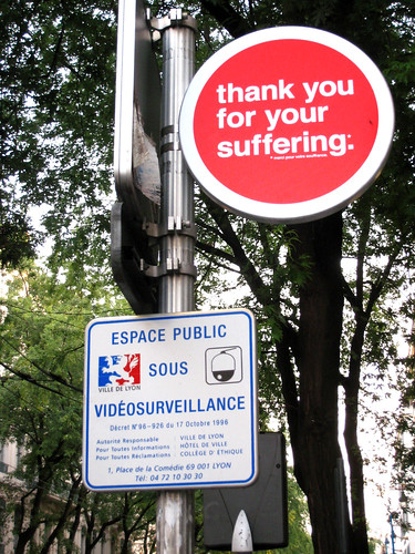 Thank you for your suffering: Locace / Lena