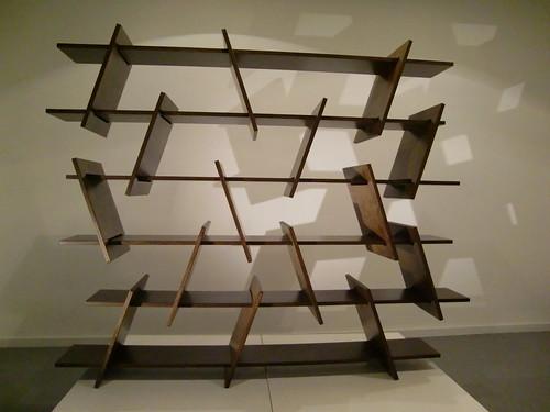 Ronen Kadushin: Italic Shelf