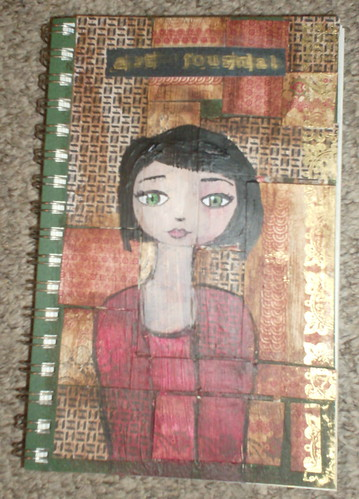 art journal cover