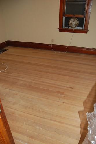 Bedroom (Sanded)