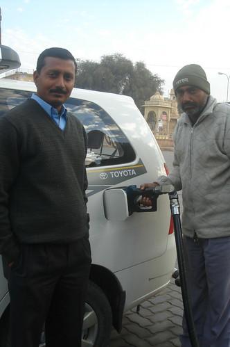 Jaipur加油店1-5