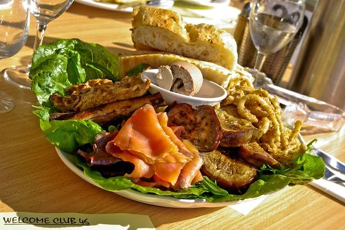 Crooked River Winery Cafe - Tasting Platter