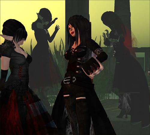 Wrath and Wraith