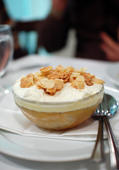 Apple & Calvados Trifle