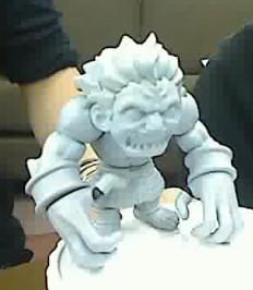 Prototype of Nendoroid Berserker