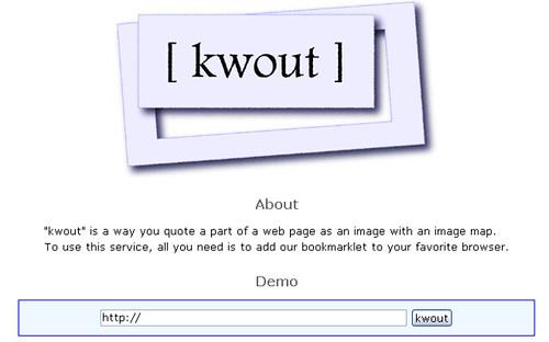 Kwout