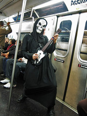 Grim Reaper From Guitar Hero - Halloween (2006)