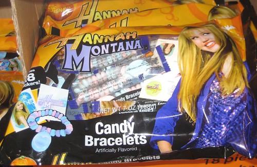 Hannah Montana candy