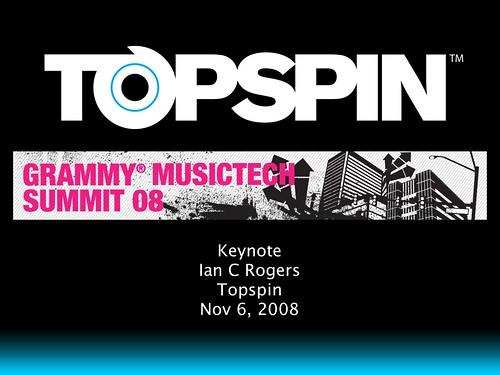 Grammy MusicTech Summit